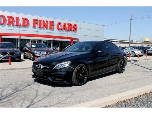 2017 Mercedes-Benz AMG C 63 S (Stk: D3574) in Toronto - Image 2 of 25