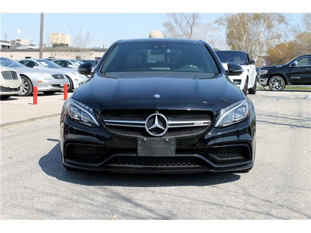 2017 Mercedes-Benz AMG C 63 S (Stk: D3574) in Toronto - Image 3 of 25