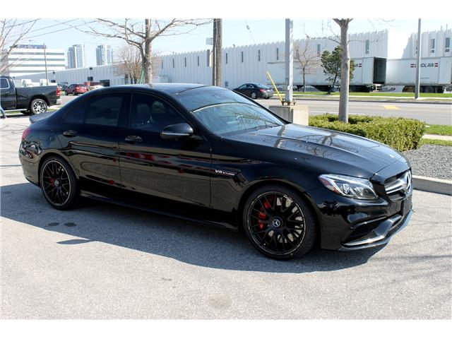 2017 Mercedes-Benz AMG C 63 S (Stk: D3574) in Toronto - Image 4 of 25