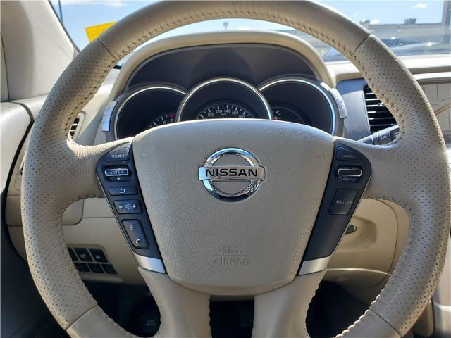 2014 Nissan Murano Platinum (Stk: N1543) in Saskatoon - Image 9 of 27