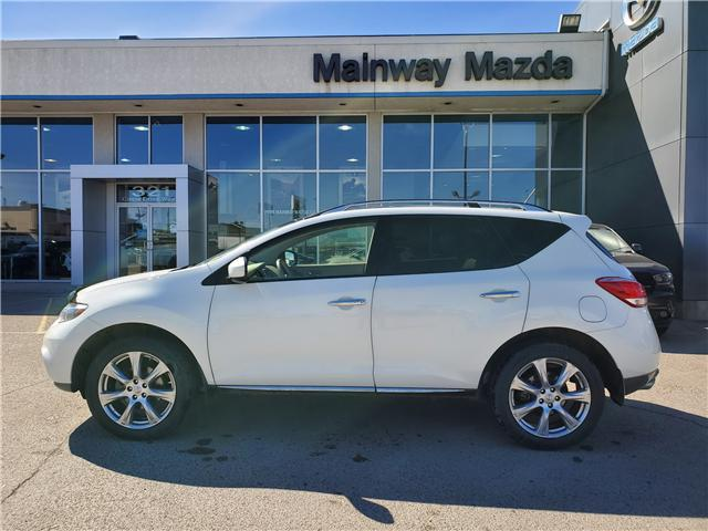 2014 Nissan Murano Platinum (Stk: N1543) in Saskatoon - Image 1 of 27
