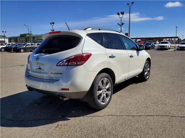 2014 Nissan Murano Platinum (Stk: N1543) in Saskatoon - Image 3 of 27