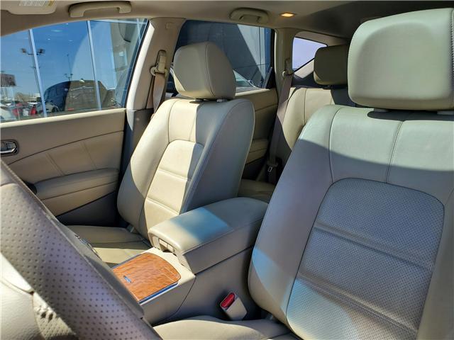 2014 Nissan Murano Platinum (Stk: N1543) in Saskatoon - Image 12 of 27
