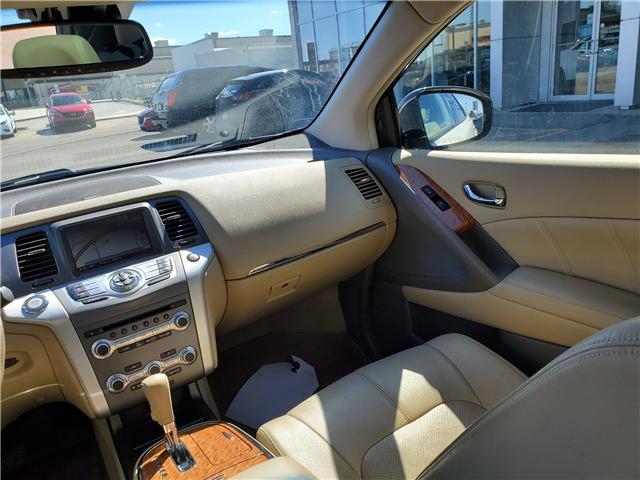 2014 Nissan Murano Platinum (Stk: N1543) in Saskatoon - Image 15 of 27