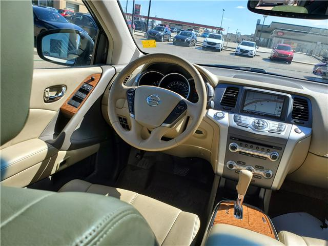 2014 Nissan Murano Platinum (Stk: N1543) in Saskatoon - Image 17 of 27
