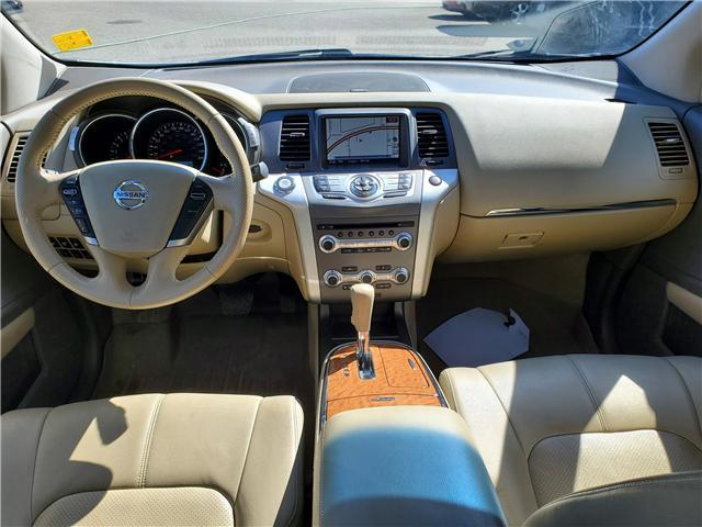 2014 Nissan Murano Platinum (Stk: N1543) in Saskatoon - Image 18 of 27