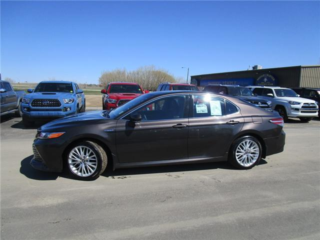 2018 Toyota Camry Hybrid XLE (Stk: 188028) in Moose Jaw - Image 2 of 46