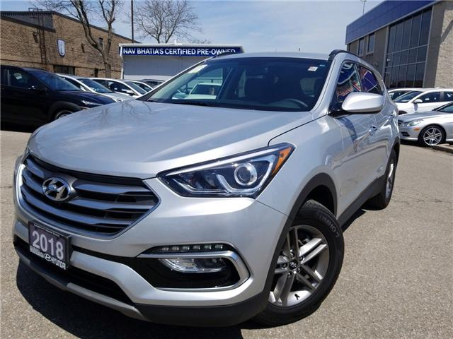 2018 Hyundai Santa Fe Sport 2.4 Base (Stk: OP10138) in Mississauga - Image 1 of 17
