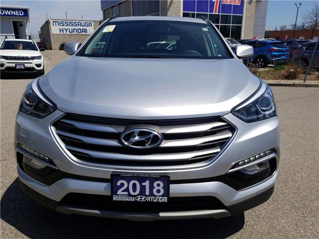 2018 Hyundai Santa Fe Sport 2.4 Base (Stk: OP10138) in Mississauga - Image 2 of 17