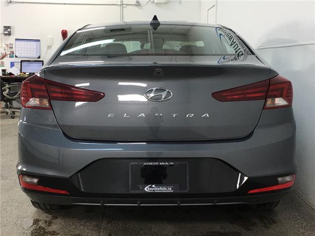 2019 Hyundai Elantra Preferred (Stk: 34827EW) in Belleville - Image 6 of 26