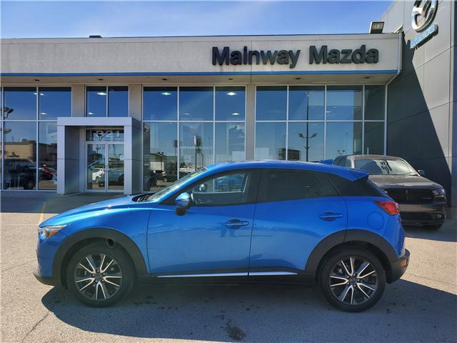 2016 Mazda CX-3 GT (Stk: M18250A) in Saskatoon - Image 1 of 25