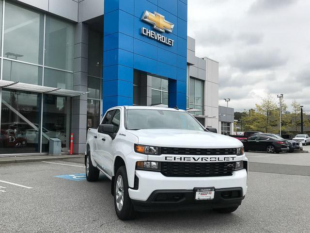 2019 Chevrolet Silverado 1500 Silverado Custom (Stk: 9L92520) in North Vancouver - Image 2 of 13