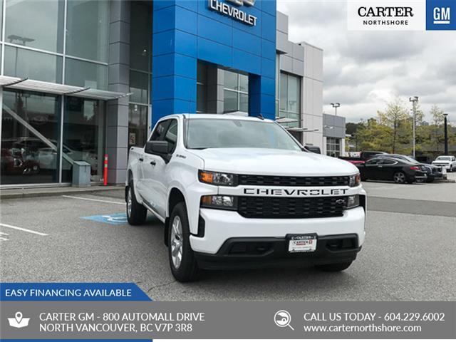 2019 Chevrolet Silverado 1500 Silverado Custom (Stk: 9L92520) in North Vancouver - Image 1 of 13