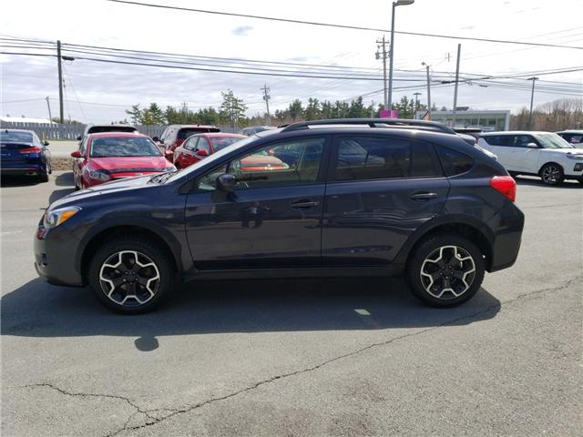 2015 Subaru XV Crosstrek Touring (Stk: U1030) in Hebbville - Image 2 of 24