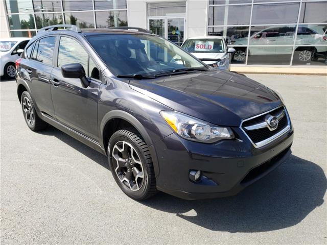 2015 Subaru XV Crosstrek Touring (Stk: U1030) in Hebbville - Image 1 of 24