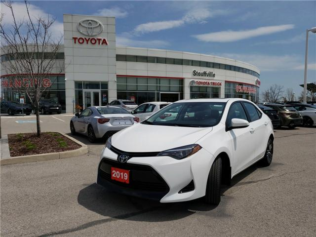 2019 Toyota Corolla LE (Stk: P1778) in Whitchurch-Stouffville - Image 1 of 13