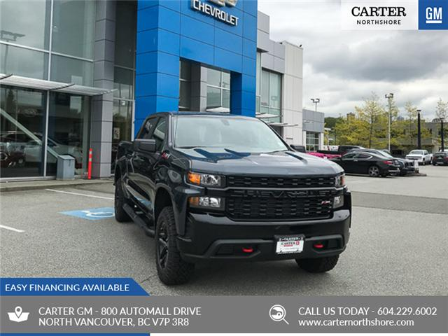 2019 Chevrolet Silverado 1500 Silverado Custom Trail Boss (Stk: 9L41680) in North Vancouver - Image 1 of 13