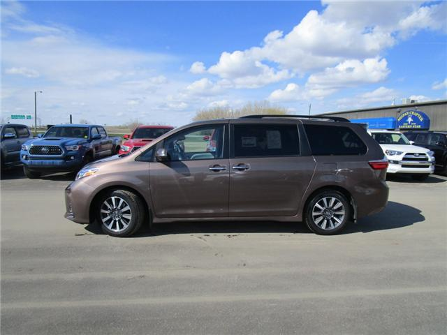 2018 Toyota Sienna Limited 7-Passenger (Stk: 189109) in Moose Jaw - Image 2 of 48