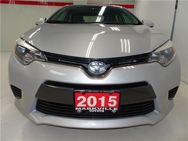 2015 Toyota Corolla LE (Stk: 36193U) in Markham - Image 2 of 9