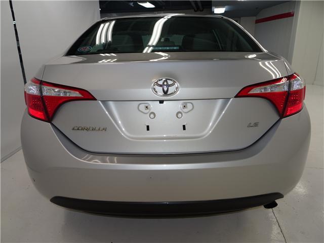 2015 Toyota Corolla LE (Stk: 36193U) in Markham - Image 9 of 9