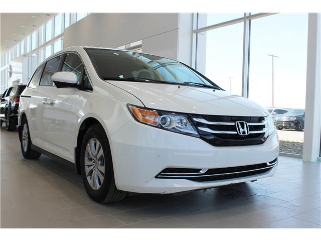 2016 Honda Odyssey EX-L (Stk: V7162) in Saskatoon - Image 1 of 25