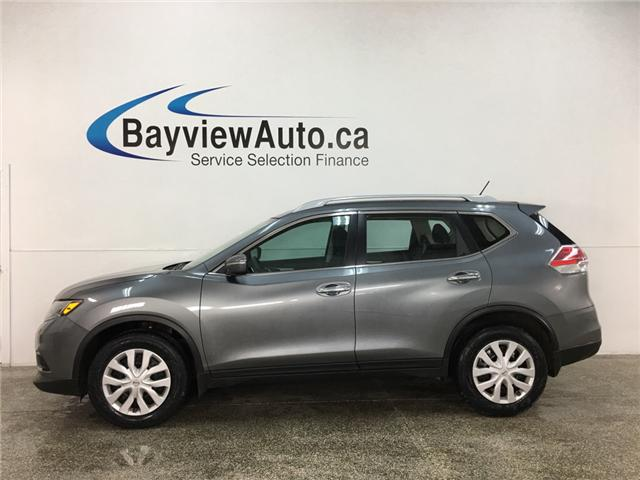 2015 Nissan Rogue S (Stk: 34824J) in Belleville - Image 1 of 23