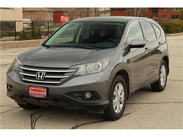 2013 Honda CR-V EX (Stk: 1904127) in Waterloo - Image 1 of 28