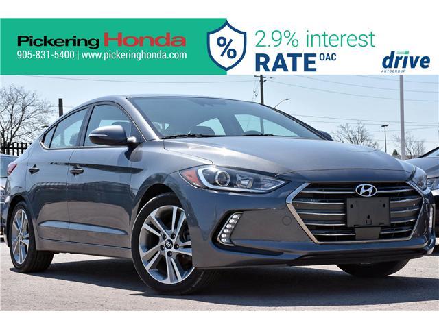 2018 Hyundai Elantra GLS (Stk: PR1124) in Pickering - Image 1 of 29