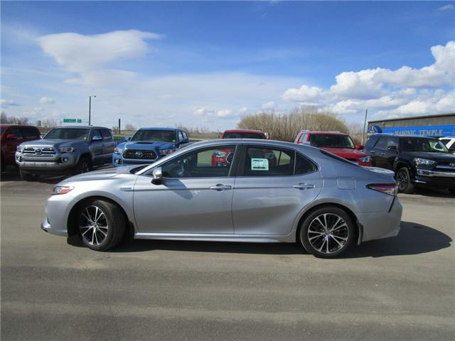 2019 Toyota Camry Hybrid SE (Stk: 198012) in Moose Jaw - Image 2 of 41