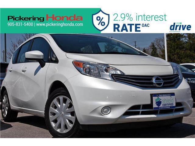 2015 Nissan Versa Note 1.6 SV (Stk: U298A) in Pickering - Image 1 of 25