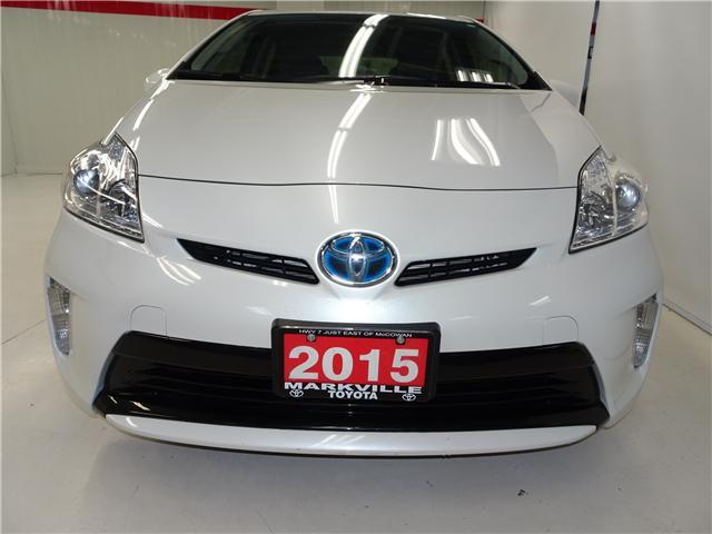 2015 Toyota Prius Base (Stk: 36195U) in Markham - Image 2 of 10