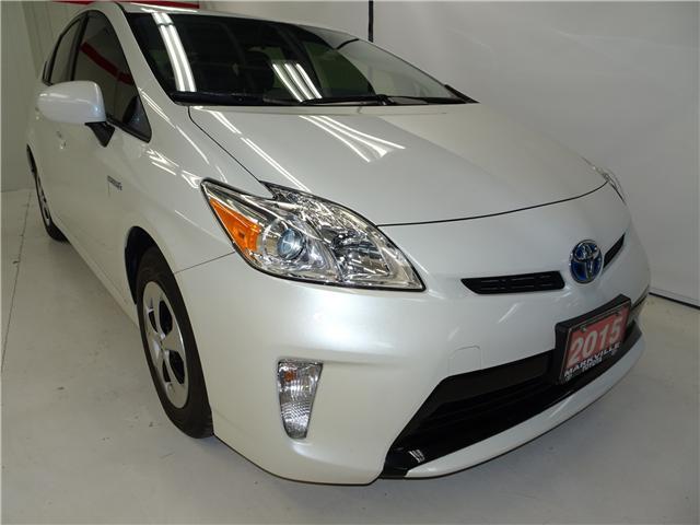 2015 Toyota Prius Base (Stk: 36195U) in Markham - Image 4 of 10