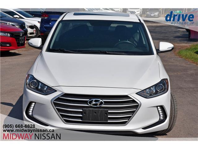 2018 Hyundai Elantra GL SE (Stk: U1691R) in Whitby - Image 4 of 32
