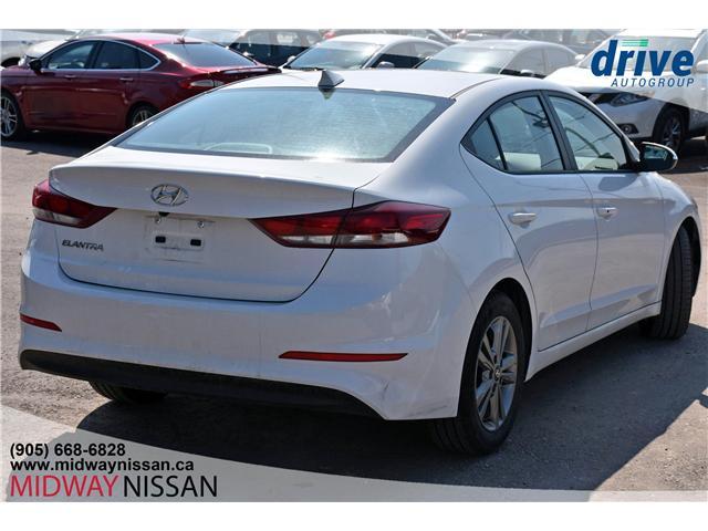 2018 Hyundai Elantra GL SE (Stk: U1691R) in Whitby - Image 10 of 32