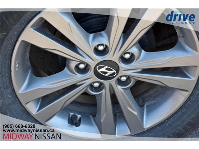 2018 Hyundai Elantra GL SE (Stk: U1691R) in Whitby - Image 13 of 32