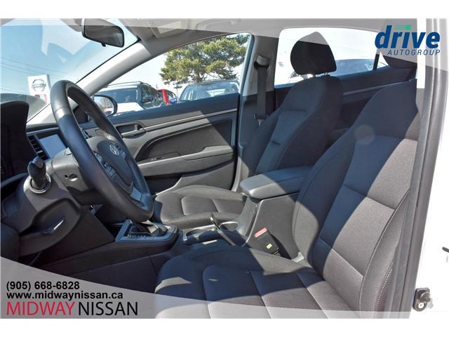 2018 Hyundai Elantra GL SE (Stk: U1691R) in Whitby - Image 17 of 32