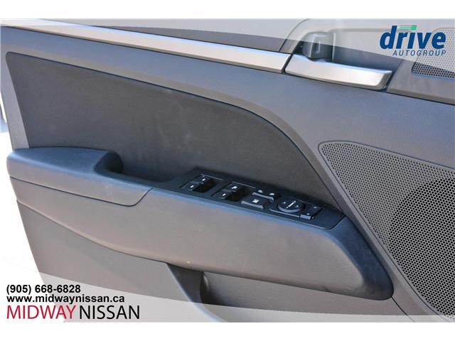 2018 Hyundai Elantra GL SE (Stk: U1691R) in Whitby - Image 19 of 32