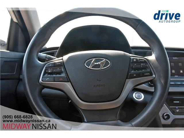 2018 Hyundai Elantra GL SE (Stk: U1691R) in Whitby - Image 21 of 32
