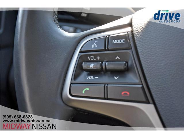 2018 Hyundai Elantra GL SE (Stk: U1691R) in Whitby - Image 22 of 32