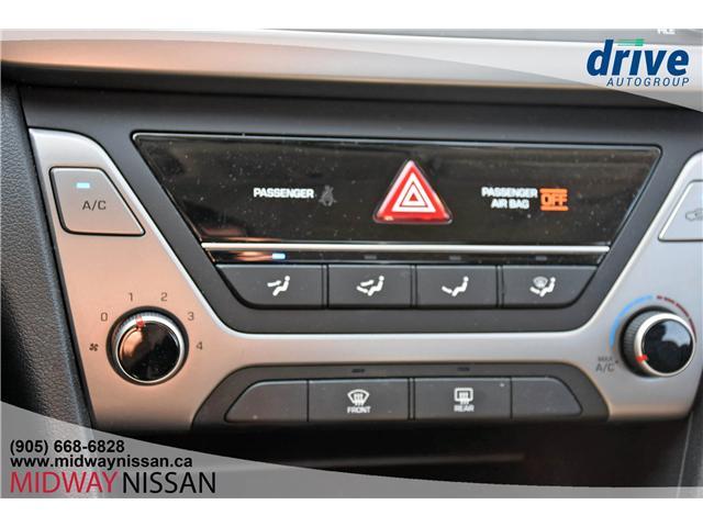 2018 Hyundai Elantra GL SE (Stk: U1691R) in Whitby - Image 27 of 32