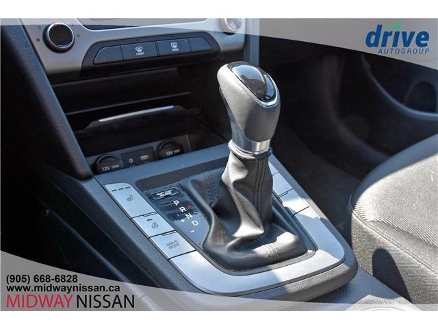 2018 Hyundai Elantra GL SE (Stk: U1691R) in Whitby - Image 29 of 32