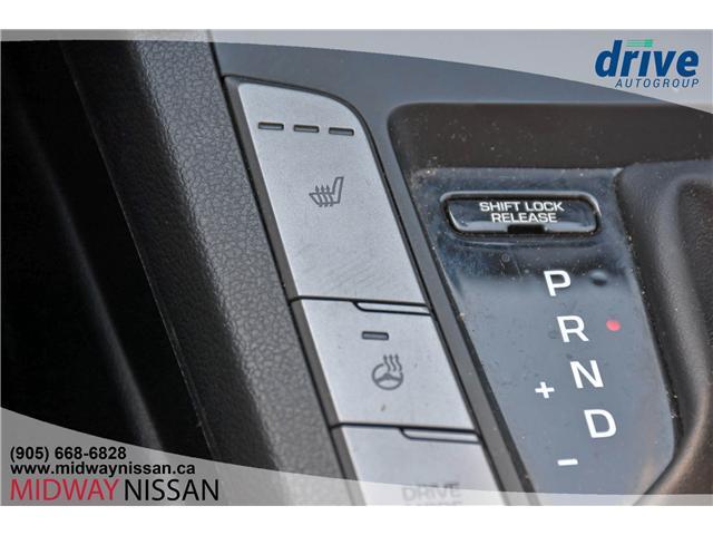2018 Hyundai Elantra GL SE (Stk: U1691R) in Whitby - Image 30 of 32