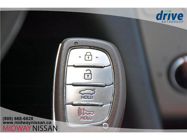 2018 Hyundai Elantra GL SE (Stk: U1691R) in Whitby - Image 32 of 32