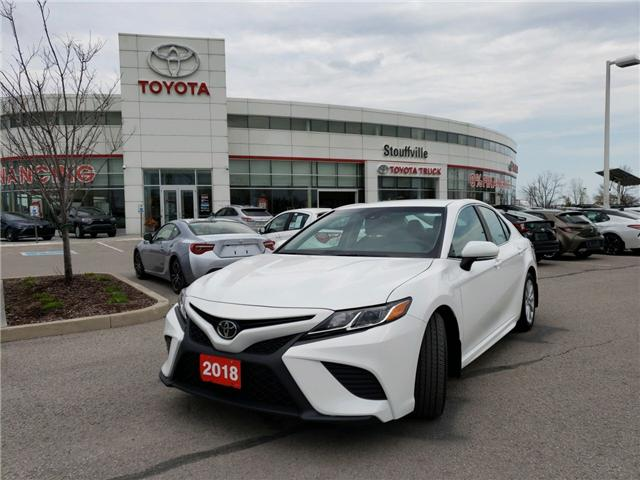 2018 Toyota Camry SE (Stk: P1797) in Whitchurch-Stouffville - Image 1 of 14