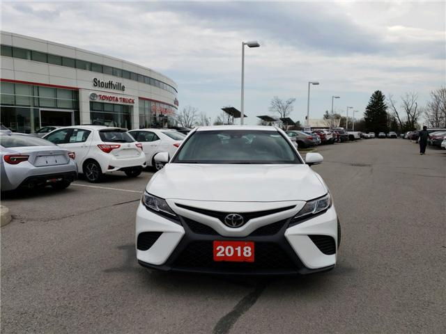 2018 Toyota Camry SE (Stk: P1797) in Whitchurch-Stouffville - Image 2 of 14