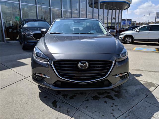 2018 Mazda Mazda3 GT (Stk: N3109) in Calgary - Image 2 of 5