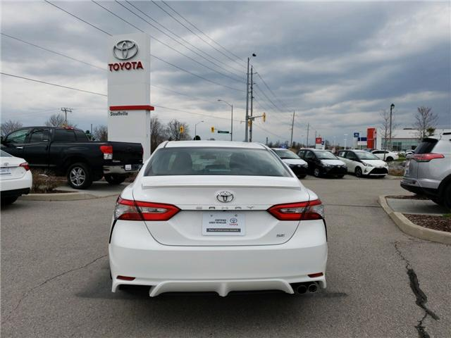 2018 Toyota Camry SE (Stk: P1797) in Whitchurch-Stouffville - Image 4 of 14