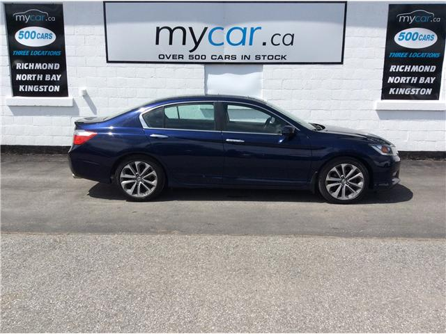 2015 Honda Accord Sport (Stk: 190004) in North Bay - Image 2 of 22