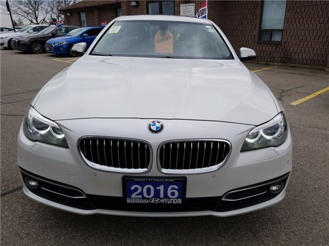 2016 BMW 528i xDrive (Stk: OP10290) in Mississauga - Image 2 of 20