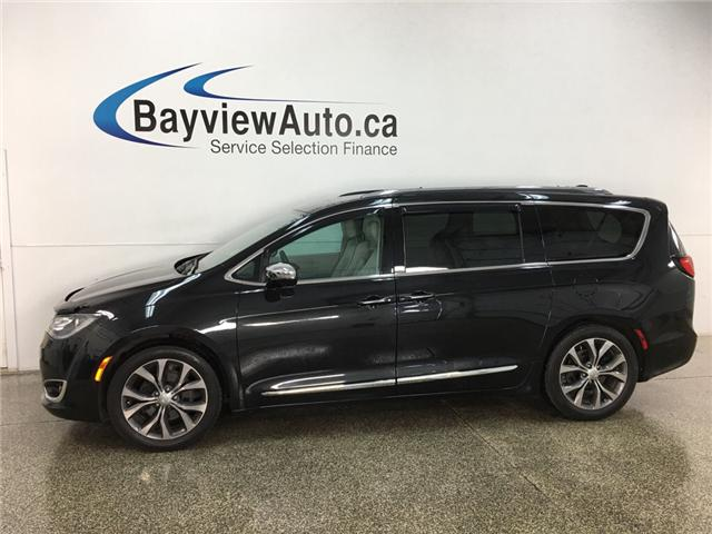 2017 Chrysler Pacifica Limited (Stk: 34843W) in Belleville - Image 1 of 29